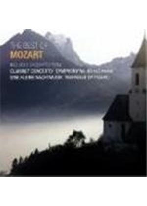 Wolfgang Amadeus Mozart - The Best Of (Music CD)