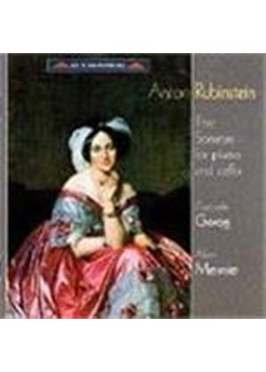Rubinstein: Sonatas for Piano and Cello