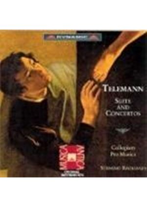 Telemann: Suite and Concertos