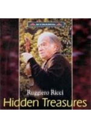 Ruggiero Ricci - Hidden Treasures