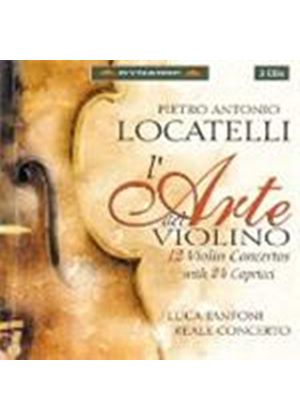 Locatelli: (The) Art of The Violin