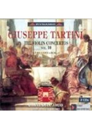 Tartini: Violin Concertos, Vol 10