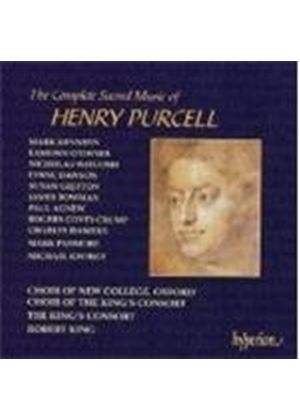 Henry Purcell - The Complete Sacred Music (King, Choir Of New College)