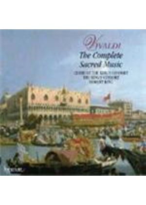 Vivaldi: (The) Complete Sacred Works