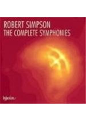 Simpson: (The) Complete Symphonies
