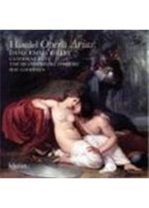 George Frideric Handel - Opera Arias (Goodman, Brandenburg Consort, Kirkby) (Music CD)