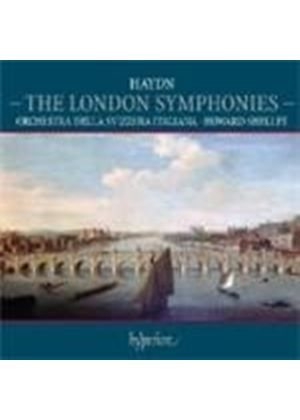 Haydn: (The) London Symphonies (Music CD)
