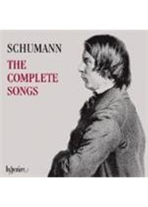 Schumann: (The) Complete Songs (Music CD)