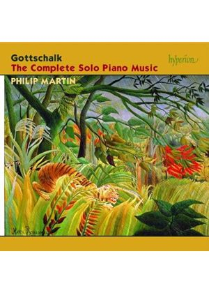 Gottschalk: The Complete Solo Piano Music (Music CD)