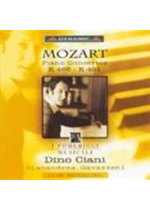 Dino Ciani plays Mozart