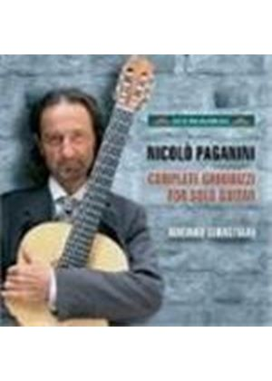 Paganini: Complete Ghiribizzi for Solo Guitar