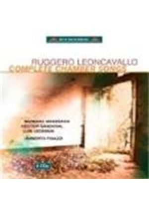 Leoncavallo: Complete Chamber Songs