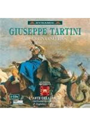 Tartini: (The) Violin Concertos, Vol 16 (Music CD)