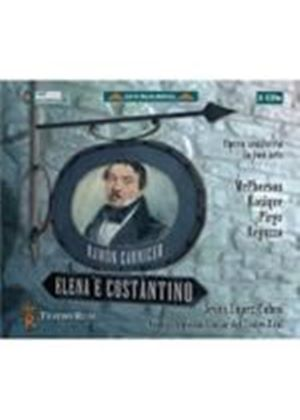 Carnicer: Elena e Costantino (Music CD)