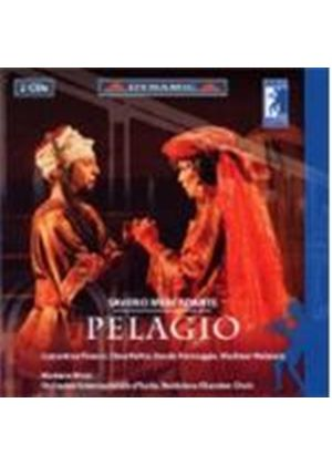 Mercadante: Pelagio (Music CD)