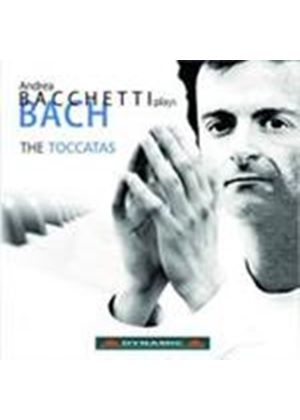 Bach: Complete Keyboard Toccatas (Music CD)