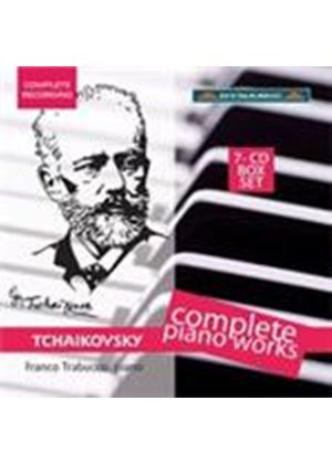 Tchaikovsky: Complete Piano Works (Music CD)