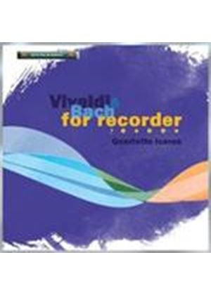 Bach and Vivaldi for Recorder (Music CD)