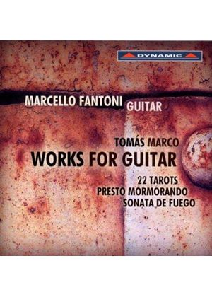 Tomás Marco: Works for Guitar (Music CD)