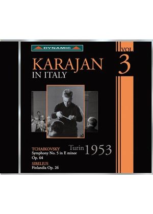 Karajan in Italy, Vol. 3 (Music CD)