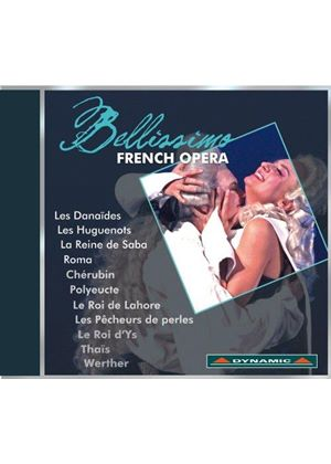 Bellissimo French Opera (Music CD)