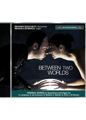 Between Two Worlds (Music CD)