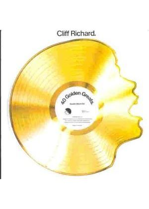 Cliff Richard - 40 Golden Greats (Music CD)