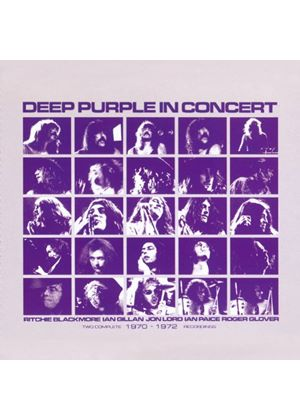 Deep Purple - In Concert 1970 - 1972 (Music CD)