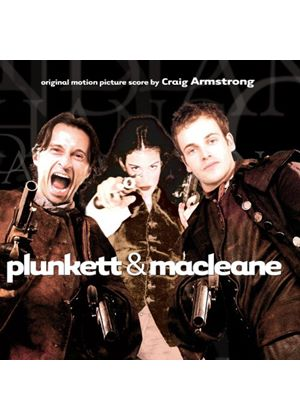 Original Soundtrack - Plunkett & Macleane OST/Craig Armstrong (Music CD)