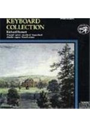 Richard Burnett - Keyboard Collection