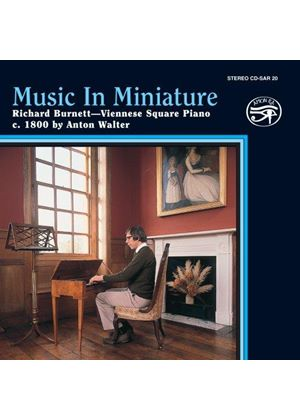 Haydn/Clementi/Beethoven - Music In Miniature (Burnett)