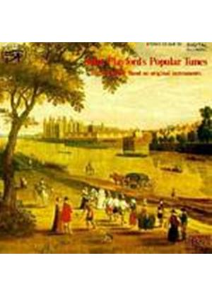 Broadside Band - John Playfords Popular Tunes (Music CD)