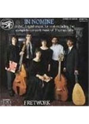 In Nomine: English Consort Works