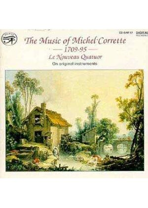 (The) Music of Michel Corrette