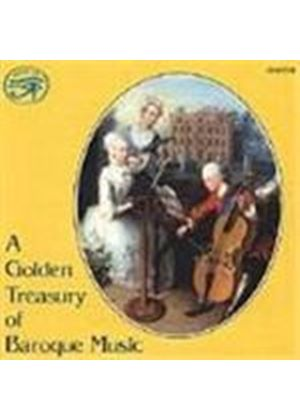 (A) Golden Treasury of Baroque Music