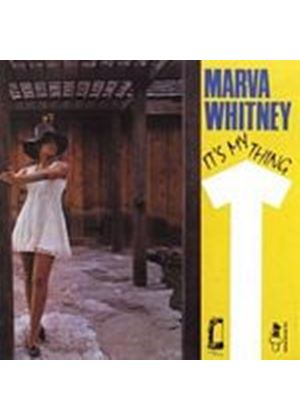 Marva Whitney - Its My Thing (Music CD)