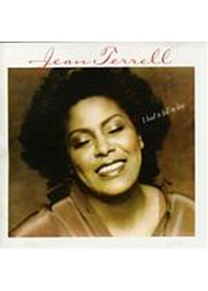 Jean Terrell - I Had To Fall In Love (Music CD)