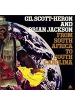 Gil Scott-Heron & Brian Jackson - From South Africa To South Carolina (Music CD)