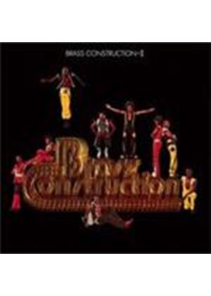 Brass Construction - Brass Construction II [Remastered] (Music CD)