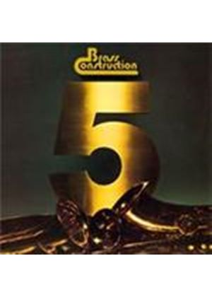 Brass Construction - Brass Construction V [Remastered] (Music CD)