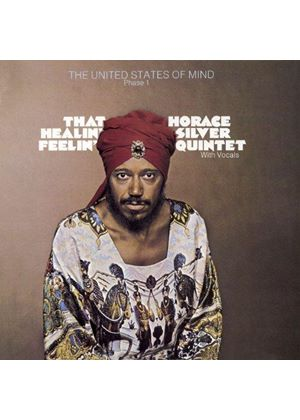Horace Silver - That Healin' Feelin' (Music CD)