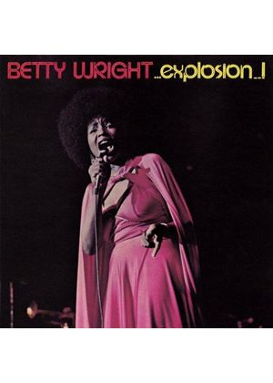 Betty Wright - Explosion (Music CD)