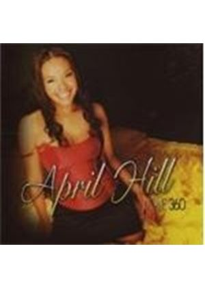 April Hill - Love 360 (Music CD)