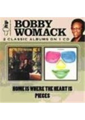 Bobby Womack - Home Is Where The Heart Is/Pieces (Music CD)