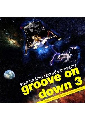 Various Artists - Groove On Down Vol.3 (Soul Brother Records Presents) (Music CD)