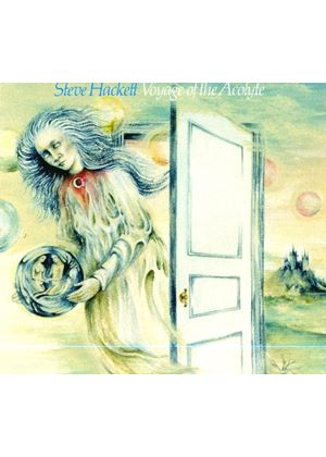 Steve Hackett - Voyage Of The Acolyte [Remastered] (Music CD)