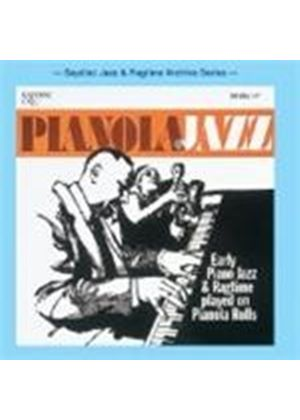 Various Artists - Pianola Jazz