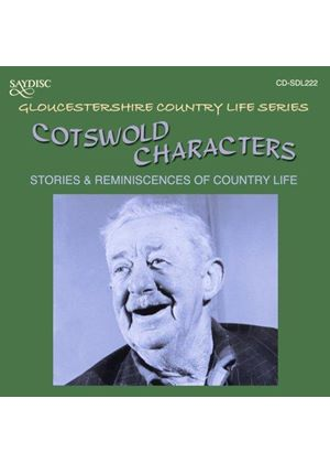 Cotswold Characters - Cotswold Characters