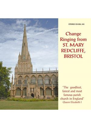 Change Ringing from St Mary Redcliffe, Bristol