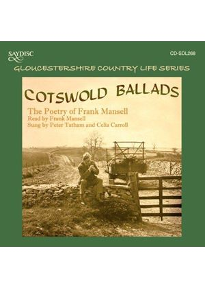 Various Artists - COTSWOLD BALLADS